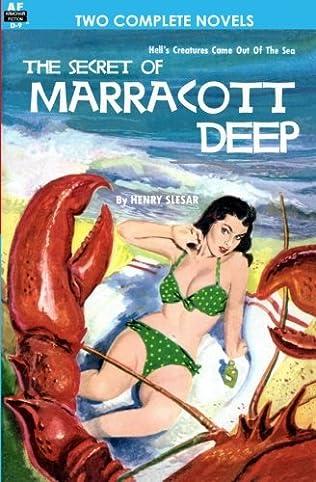 book cover of Secret of Marracott Deep / Pawn of the Black Fleet