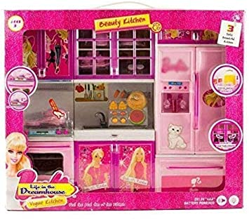 Buy Techtoy Kitchen Set Compartment 3 Online At Low Prices In