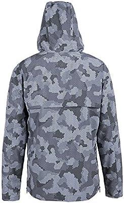 Gramicci Mens Buttermilks Climbing 1//4-Zip Printed Jacket