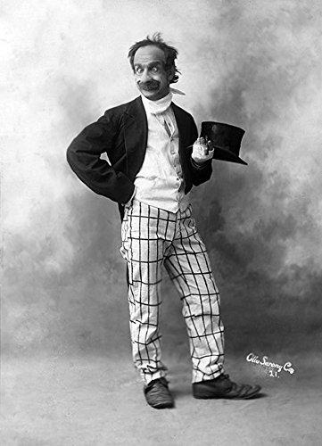 Ziegfeld Miscellany - Photo From Follies Of 1908 11 x 14 Canon Film Photo
