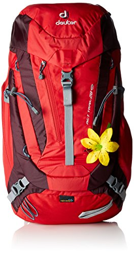 Deuter Act Trail (Deuter ACT Trail 28 SL, Fire / Aubergine)