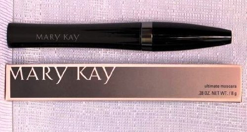 45ee845c161 Amazon.com : Mary Kay Ultimate Mascara Brown /Black in Brand New Black and  Pink Packaging : Beauty