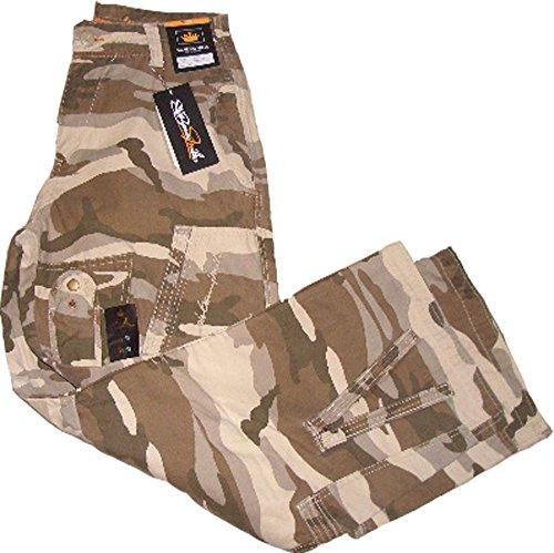 Sir Benni Miles Cargo Pant. Hose. Größe W28 Bundumfang ca. 70cm Hosenlänge 107