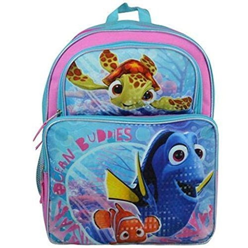 887a92ed6f2 Disney Finding Dory   Nemo Kids School Backpack   Lunch Tote Combo ...