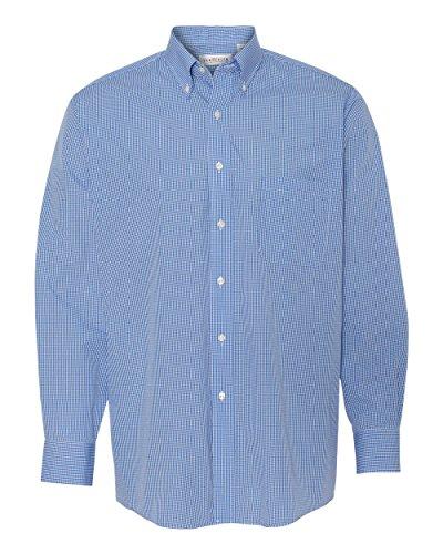 Free Shipping Van Heusen Mens Regular Fit Gingham Button
