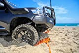 MAXTRAX XTREME Recovery Boards with Black Metal
