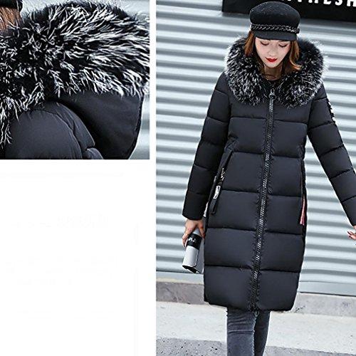Lange Winterjas Met Capuchon Dames.Lange Dikkere Voor Zwart Harrystore Polar Capuchon Dames Freeze
