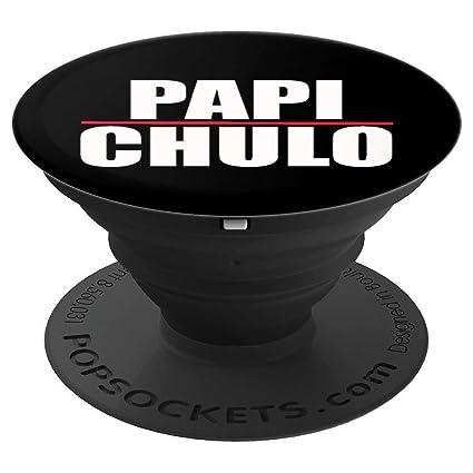 Amazon.com: Papi Chulo Black - Empuñadura y soporte para ...