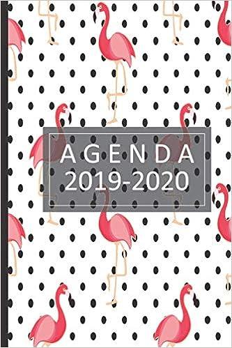 agenda 2019-2020: lindo planificador 2019-2020 del 1 de ...