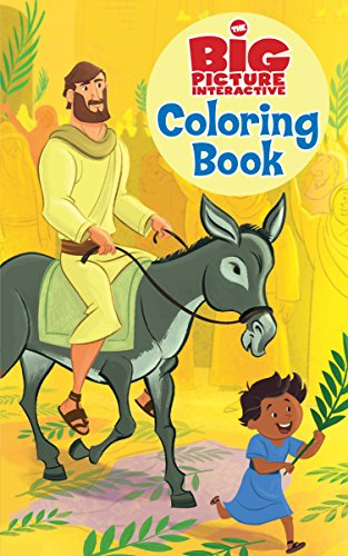 Coloring Book (The Big Picture Interactive / The Gospel Project)