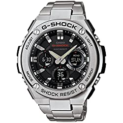 Casio G-Shock S-Steel Series Multi Band Solar GST-W110D-1AJF Mens
