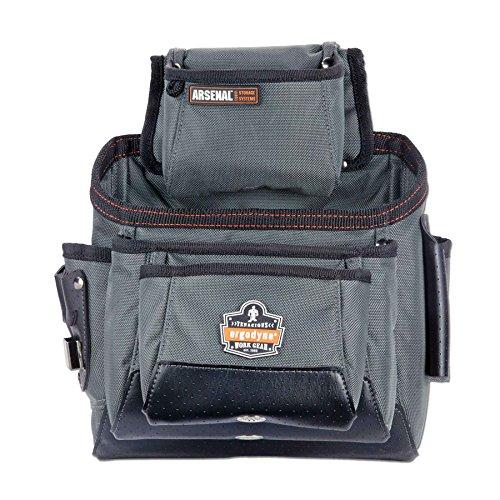 Ergodyne Arsenal 5532  11-Pocket Tool and Fastener Pouch