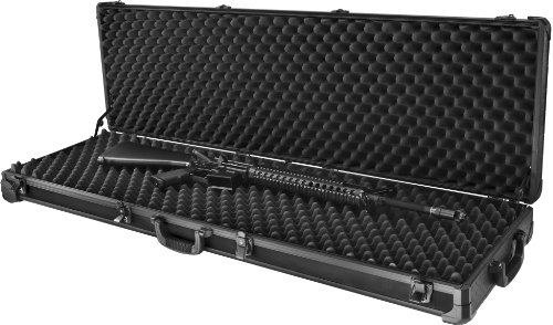 Loaded Gear AX-200 Hard Case, Large, Black by BARSKA