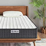 Ej. Life 5FT UK King 3D Breathable Fabric Mattress with Pocket Springs and Memory Foam - 9-Zone Orthopaedic Mattress - 8.7-Inch