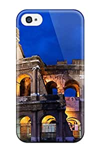 Herbert Mejia's Shop Best 6982911K54181097 Design High Quality Colosseum In Rome Cover Case With Excellent Style For Iphone 4/4s