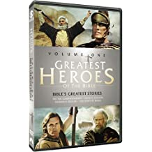 Greatest Heroes of the Bible: Volume One - The Bible's Greatest Stories: The Ten Commandments / The Story of Noah / David & Goliath / Samson & Delilah