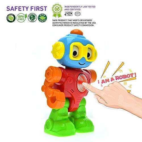Buy robot toy for 3 year old