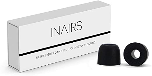 InΛirs Air2 3 Paar Kopfhörer Aufsätze Felsenfester Elektronik