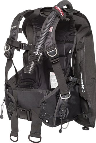 Used, Zeagle Scout BCD with Inflator, Hose And RE Valve (Large) for sale  Delivered anywhere in USA