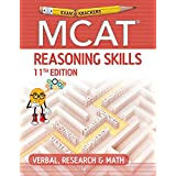 Examkrackers MCAT 11th Edition Reasoning Skills: Verbal, Research & Math