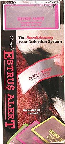 DURVET 698380 Estrus Alert Adhesive Heat Detector System ...