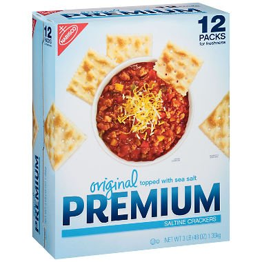 Nabisco Original Premium Saltine Crackers (48 oz.) - SC by NABISCO