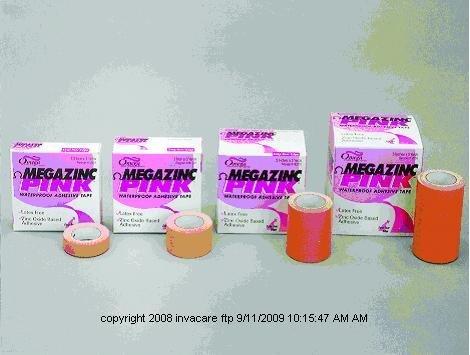 Megazinc PinkTM Adhesive Tape 2