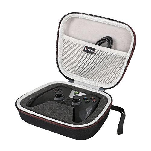 NVIDIA SHIELD Controller Case - LTGEM EVA Travel Protective Hard Carrying Case for NVIDIA SHIELD Controller