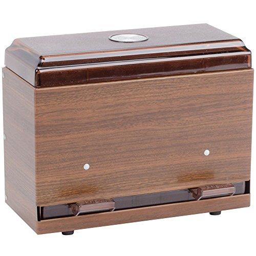 Walnut Straw Bulk Dispenser -- 1 each by Traex