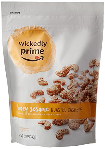 Which are the best cashews with sesame seeds available in 2019?