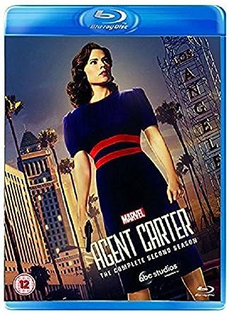 Marvel's Agent Carter - Season 2 [Italia] [Blu-ray]