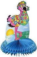 Flamingo Centerpiece Party Accessory (1 count) (1/Pkg)