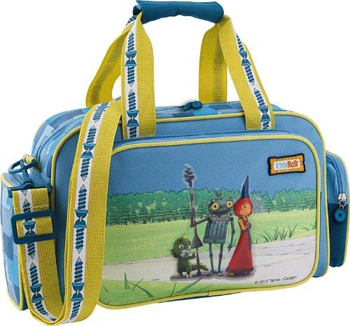 """Kinder Reisetasche """"Ritter Rost"""" pink oder blau (blau)"""