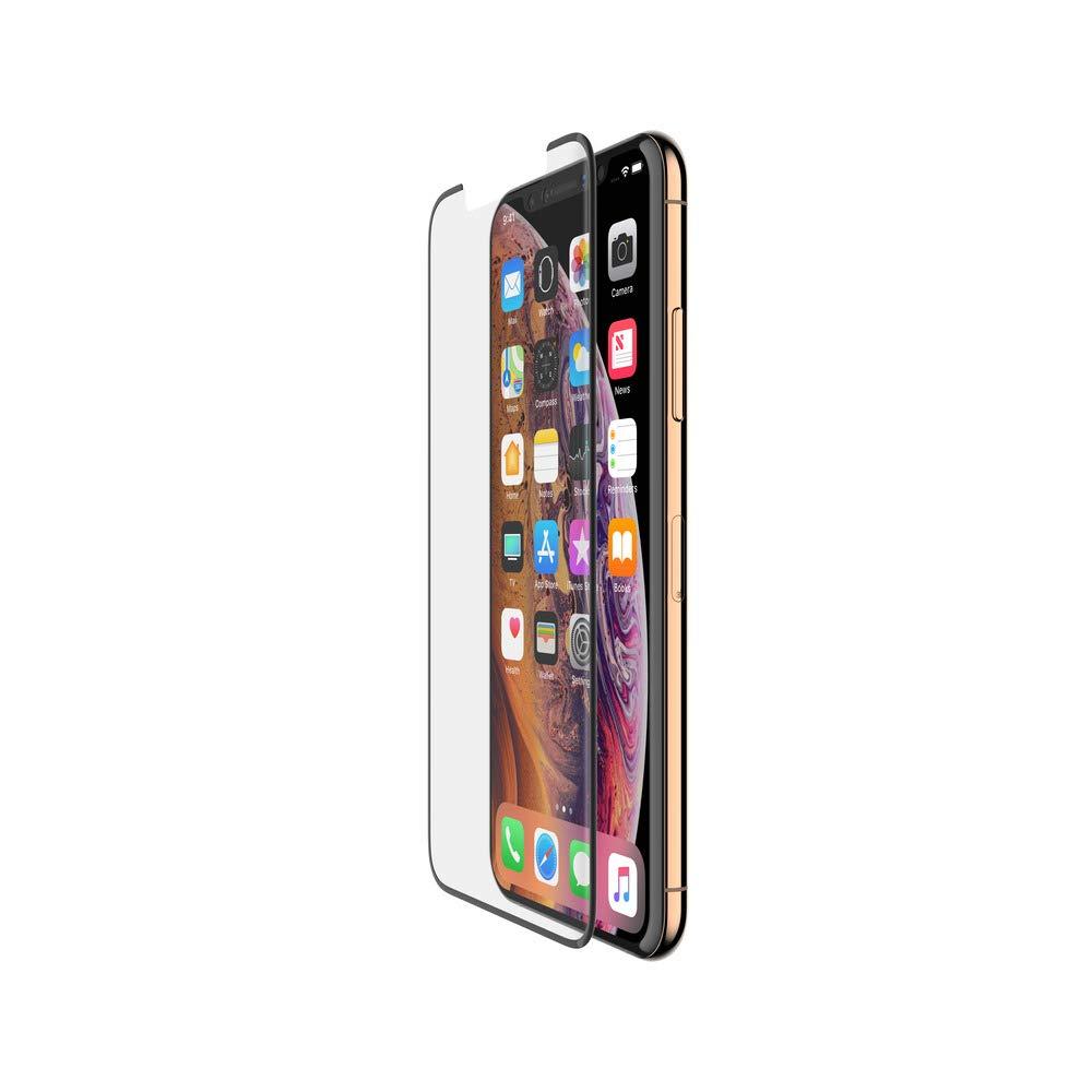 Belkin ScreenForce TemperedCurve Screen Protection for iPhone Xs Max - iPhone Xs Max Screen Protector by Belkin