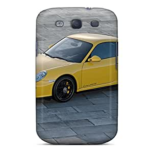 New 2011 Porsche Carrera Tpu Cases Covers, Anti-scratch Abrahamcustom2000 Phone Cases For Galaxy S3 Black Friday