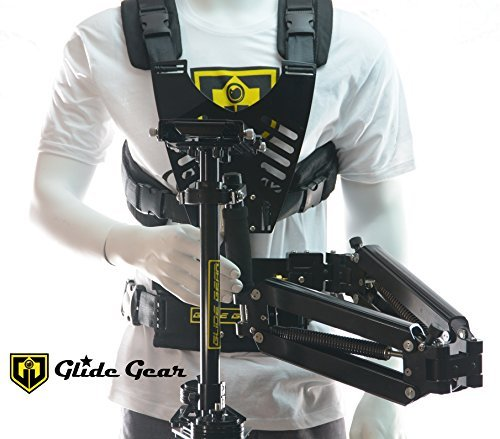 Glide Gear DNA 6002 Vest & Arm Video Camera Stabilizer System 7-12lbs Rigs by Glide Gear