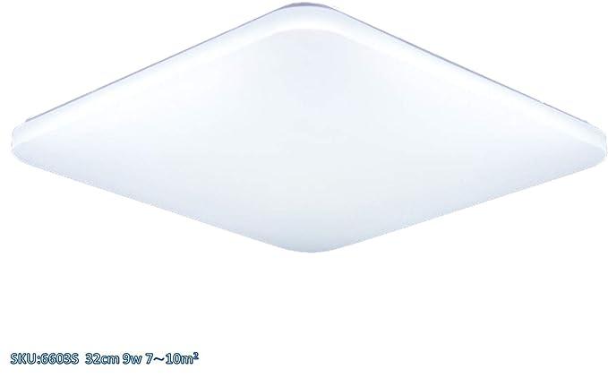 Led lámpara de techo Popular popularidad Atmósfera cuadrada ...