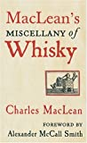 MacLean's Miscellany of Whisky, Charles MacLean, 1904435238