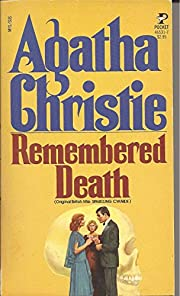 REMEMBERED DEATH by Christie (3-Oct-1982)…