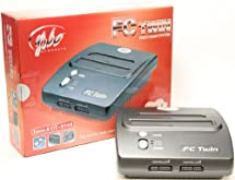 SNES/NES FC Twin Video Game System - Black