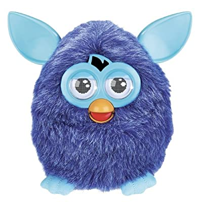 Furby Navy Blue from Playskool