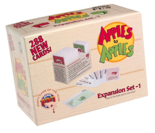 Price comparison product image Apples to Apples expansion set-1