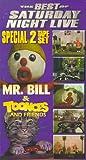 Best Of Saturday Night Live - Mr. Bill & Toonces [VHS]