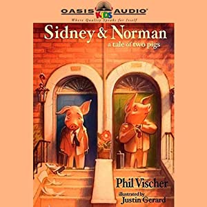 Sidney & Norman Audiobook