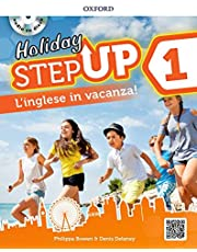Step up on holiday. Student book. Per la Scuola media. Con espansione online. : Step up on holiday. Student book. Per la Scuola media. Con espansione online. - [Lingua inglese]: 1