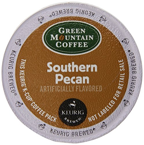 Green Mountain Coffee Roasters Southern Pecan Keurig Free-Serve K-Cup Pods, Light Roast Coffee, 24 Count