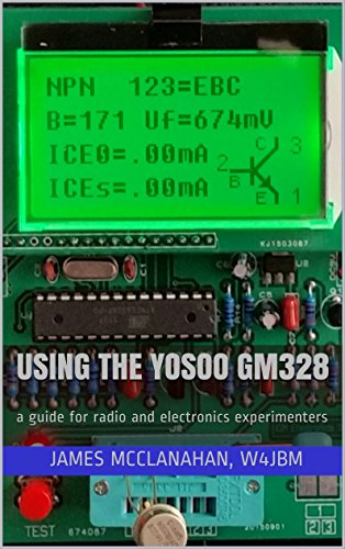 Using the Yosoo GM328: a guide for radio and electronics - Unit Batch