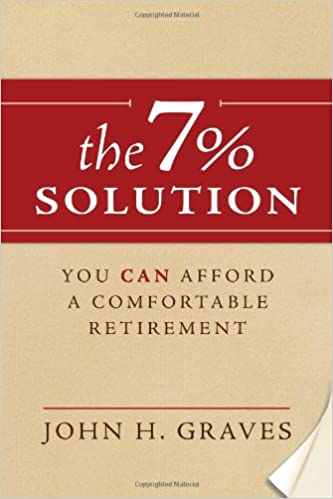 The 7% Solution: You Can Afford a Comfortable Retirement: John H ...