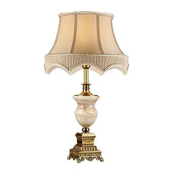 Htz Tischlampe Amerikanischen Land Luxus Retro Kreative Kupfer