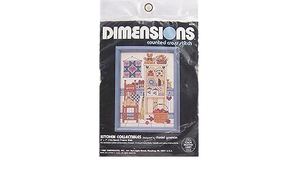 Classic United Patterns Needlepoint Dimensions Kit Kit16x12 Needlepoint